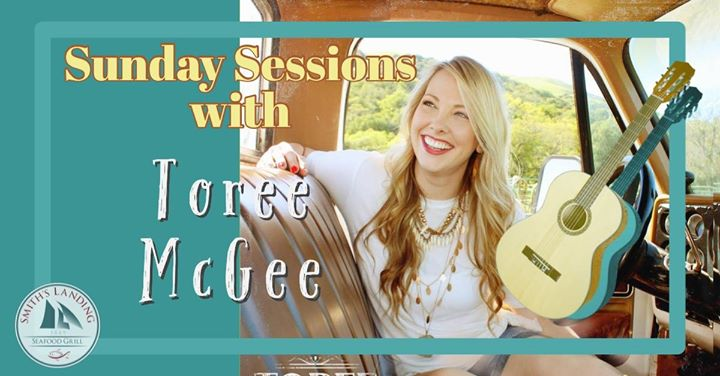 Sunday Sessions with Toree McGee