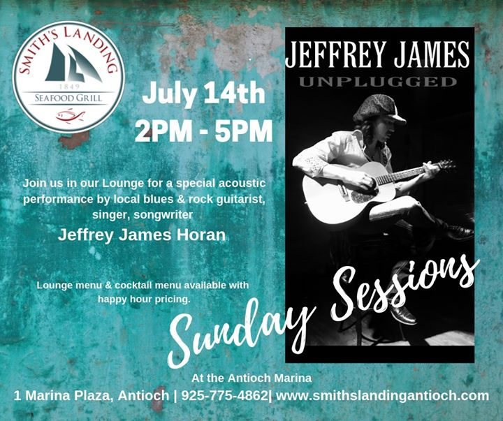 Sunday Sessions with Jeffrey James Horan