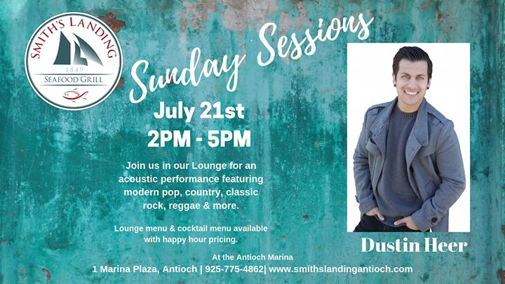 Sunday Sessions with Dustin Heer