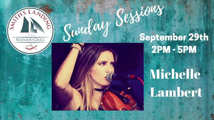 Sunday Sessions featuring Michelle Lambert