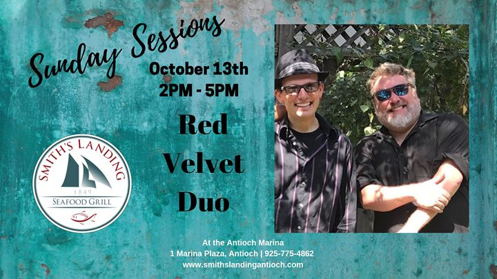 Sunday Sessions Featuring Red Velvet Duo