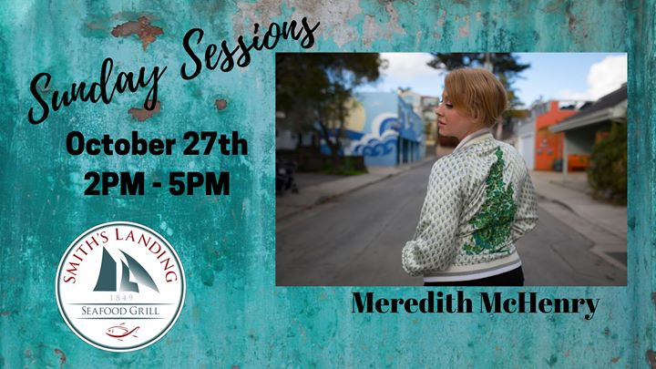 Sunday Session Featuring Meredith McHenry