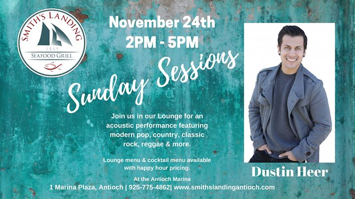 Sunday Sessions Featuring Dustin Heer