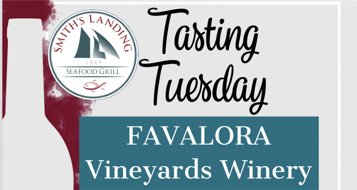 Tasting Tuesday Featuring Campos Family Vineyards
