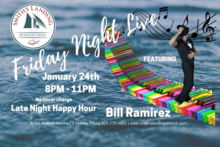 Friday Night Live Featuring Bill Ramirez