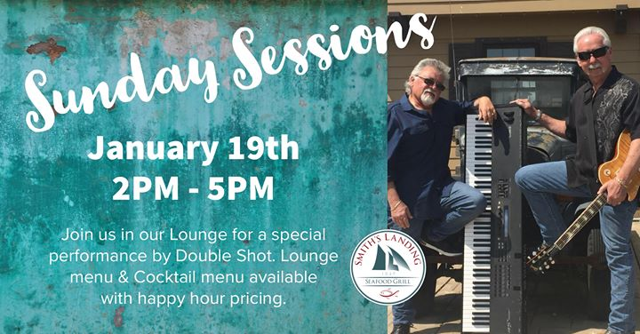 Sunday Sessions featuring Double Shot
