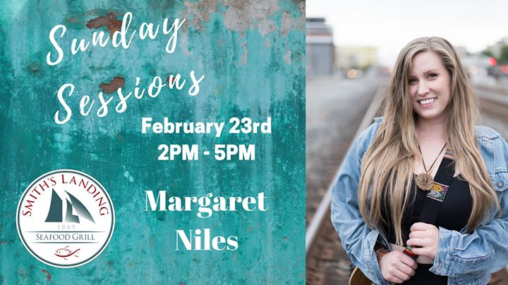 Sunday Sessions featuring Margaret Niles