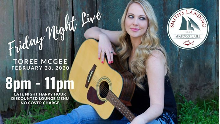 Friday Night Live featuring Toree McGee